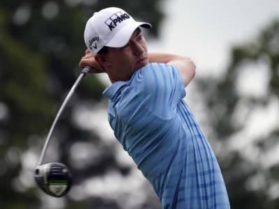 Golf: Maverick McNealy raggiunto da Jim Knous dopo il terzo giro del Fortinet Championship 2021