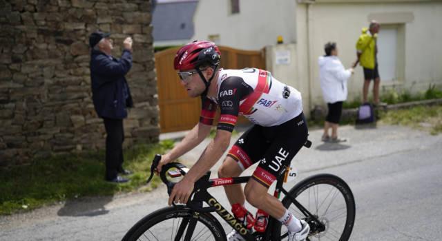 Giro di Lussemburgo 2021: colpo doppio per Marc Hirschi. Lo svizzero conquista la seconda tappa e la maglia di leader