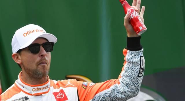NASCAR, Darlington: Denny Hamlin ritorna al successo nella prima gara dei Playoffs