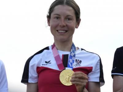 """Ciclismo, Anna Kiesenhofer: """"Il meccanico che ha costruito la bici non ha stretto l'espansore"""""""