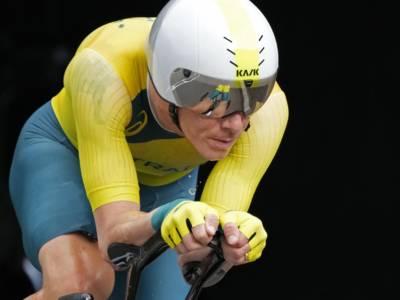 Ciclismo: Rohan Dennis passa alla Jumbo-Visma