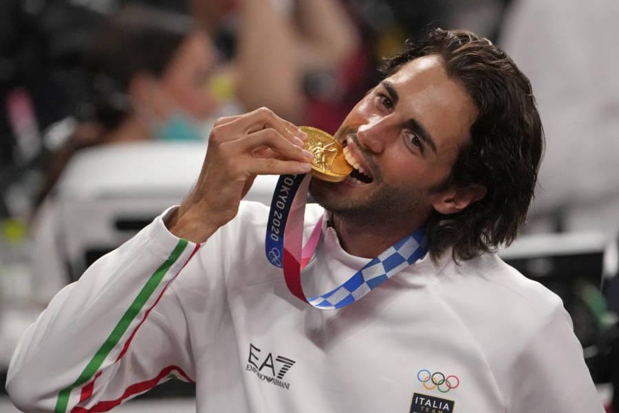 Ruggero Tita, un ragazzo d'oro