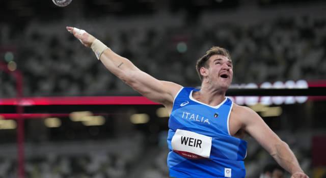 LIVE Atletica, Finali Diamond League Zurigo in DIRETTA: Zane Weir chiude al sesto posto nel getto del peso, settimo Filippo Randazzo nel salto in lungo