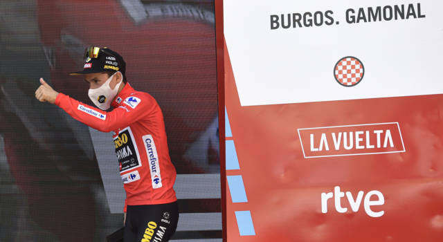 Vuelta a España 2021: Primoz Roglic a cronometro mette la ciliegina sul terzo titolo. Haig si difende da Yates