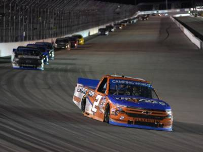 NASCAR Truck Series, Darlington: Sheldon Creed concede il bis