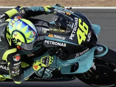 MotoGP, risultati e classifica GP Misano FP1: guida Maverick Vinales, 19° Valentino Rossi