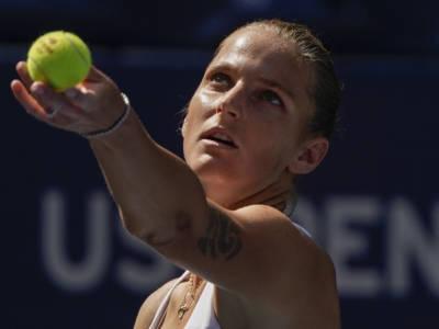 US Open, risultati tabellone donne 31 agosto: avanti Barty, Pliskova e Trevisan