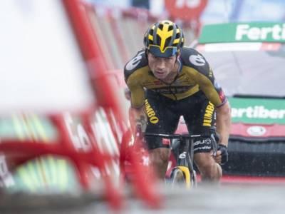LIVE Vuelta a España 2021 in DIRETTA: Lopez stacca tutti, Roglic controlla. Fabio Aru a 27′