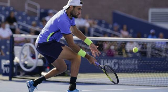 Tennis, Master 1000 Indian Wells: Matteo Berrettini e Jannik Sinner faranno coppia in doppio