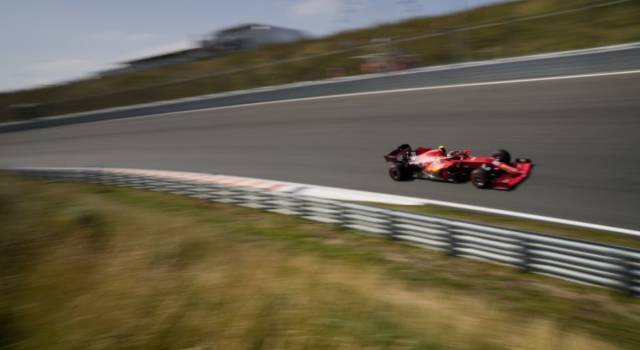 "DIRETTA F1, GP Olanda LIVE: pole di Verstappen, 5° Leclerc. ""Eravamo da seconda fila"""