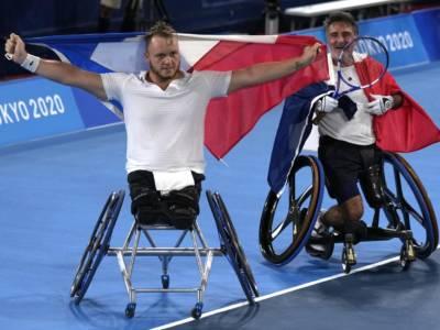 Tennis in carrozzina, Paralimpiadi Tokyo: Houdet e Peifer vincono il doppio maschile, Diede de Groot il singolare femminile