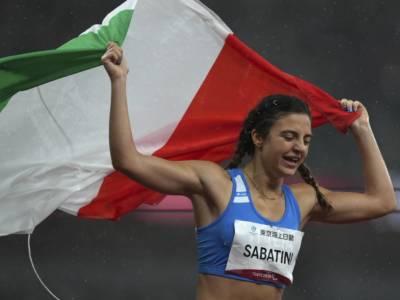 """Ambra Sabatini: """"La tripletta era un sogno che avevamo da sempre"""""""