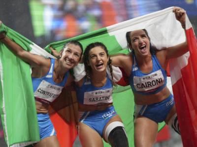 Medagliere finale Paralimpiadi Tokyo 2020: l'Italia chiude nona con 14 ori e 69 podi!