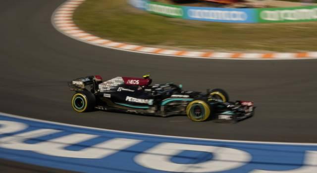 F1, Mercedes: che confusione! Bottas rischia di scippare il punto di bonus a Hamilton: cosa è successo