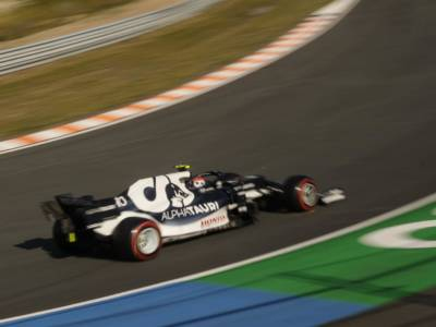"""F1, Pierre Gasly: """"La macchina era velocissima, respingere le Ferrari non è mai semplice"""""""