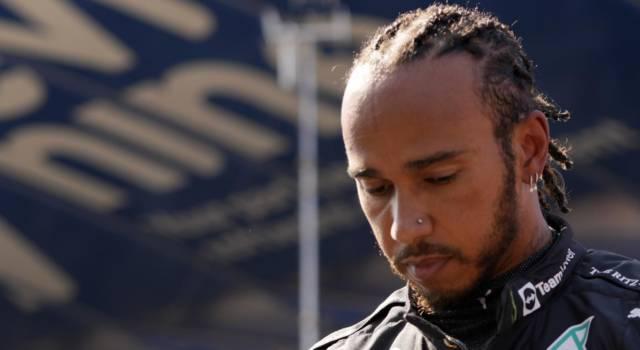 """F1, Lewis Hamilton: """"Domani sarà una vittoria facile per Verstappen, io punto almeno al secondo posto"""""""