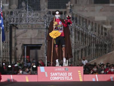 VIDEO Vuelta a España 2021, highlights tappa di oggi: Roglic vince la cronometro finale in maglia roja