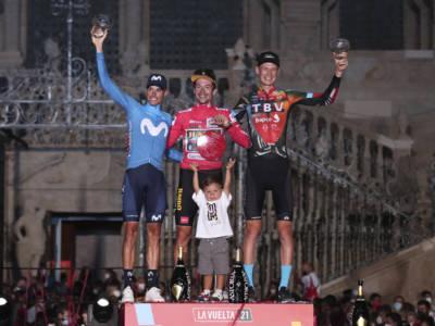 Vuelta a España 2021, i promossi e bocciati. Roglic fa tripletta, disastro Lopez e Landa