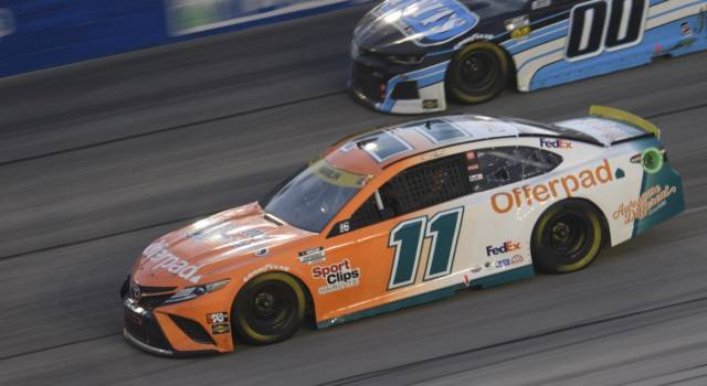 NASCAR, il 'Round of 16' prosegue a Richmond