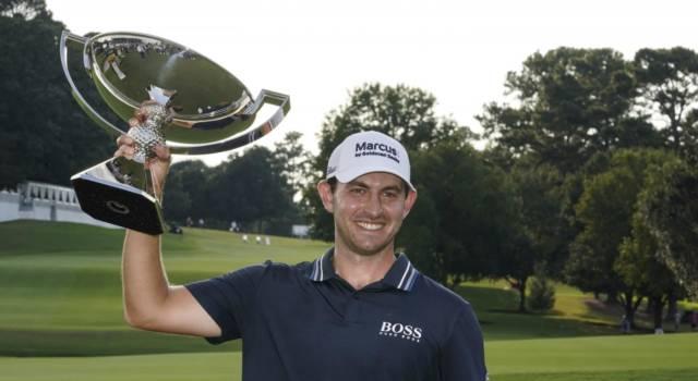 Golf: Patrick Cantlay votato giocatore dell'anno sul PGA Tour, Will Zalatoris miglior rookie