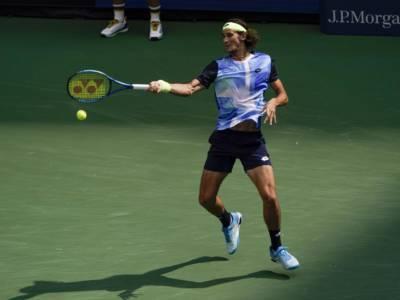 """Tennis, Lloyd Harris: """"E' tempo di mettere da parte i Big 3 e che la generazione giovane prenda il controllo"""""""