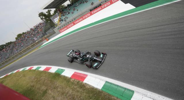 Griglia di partenza F1, GP Italia: Verstappen in pole, Bottas ultimo. Ferrari in terza fila a Monza