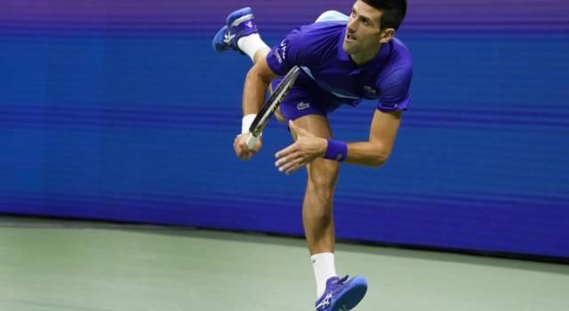 US Open 2021: Novak Djokovic, da Melbourne a New York il percorso verso la caccia al Grande Slam