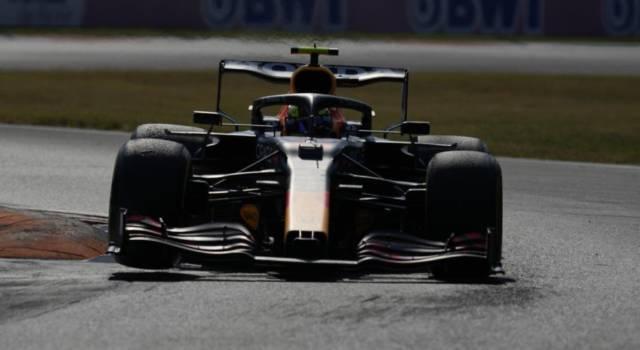 """F1, Sergio Perez: """"Un peccato non salire sul podio oggi. Speravamo in una visione più ampia degli steward…"""""""