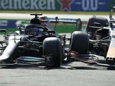 F1, Verstappen e Hamilton appaiati nella classifica dei giri veloci: ogni punto bonus è decisivo