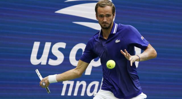 Daniil Medvedev vince gli US Open 2021! Spezzato il sogno Grande Slam di Novak Djokovic
