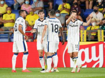 VIDEO Villarreal-Atalanta 2-2, gol Champions League: highlights e sintesi. Gli orobici si salvano nel finale