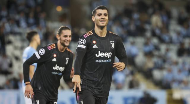 Calcio, Champions League 2021-2022: esordio vittorioso per la Juve, pari dell'Atalanta
