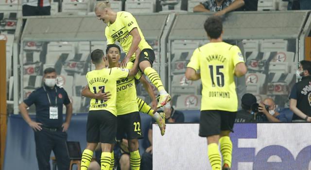 Champions League, i risultati di oggi (15 settembre): PSG bloccato, City e Ajax a valanga, sorpresa Tiraspol