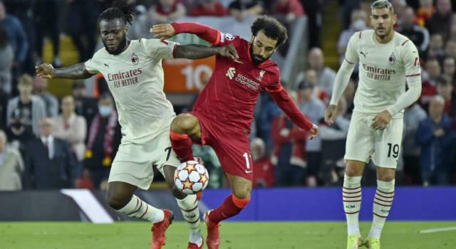 VIDEO Liverpool-Milan 3-2, highlights, gol e sintesi: i rossoneri sognano ad Anfield, Henderson e Salah li gelano