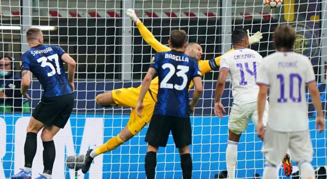 VIDEO Inter-Real Madrid 0-1, highlights, gol e sintesi: Rodrygo gela i nerazzurri allo scadere, sconfitta immeritata