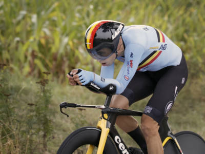 """Mondiali ciclismo, Wout Van Aert: """"Sono deluso, ma posso prendermela solo con me stesso"""""""
