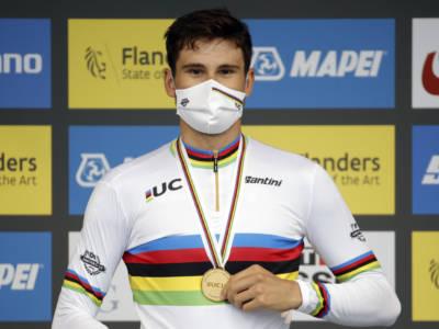 Ciclismo, Filippo Ganna a -2 dal record di ori di Cancellara e Martin. Rogers nel mirino