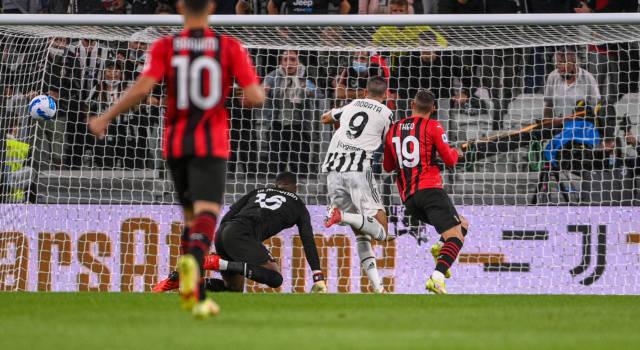 VIDEO Juventus-Milan 1-1, highlights, gol e sintesi: Rebic riacciuffa Morata. Rossoneri in testa alla Serie A