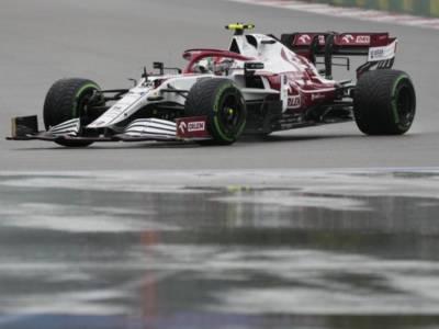 """F1, Giovinazzi: """"Frustrante aver perso i punti in Turchia""""; Raikkonen: """"Ho dei bei ricordi legati al COTA"""""""