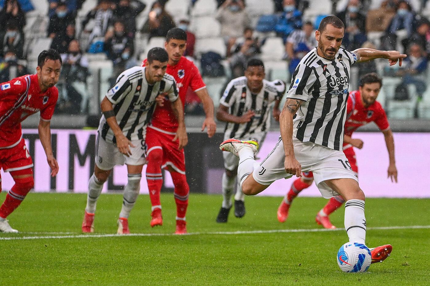 VIDEO Juventus