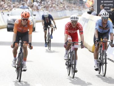 """Ciclismo, Mondiali 2021. Dylan van Baarle: """"Non ci credo ancora, non credevo nemmeno di poter partecipare"""""""