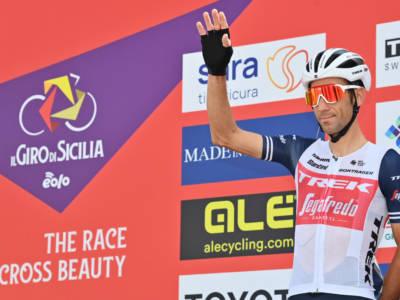 LIVE Giro di Sicilia 2021 in DIRETTA: tappa e maglia per Valverde, Vincenzo Nibali 10° in classifica