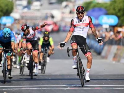 """Classifica Giro di Sicilia 2021, seconda tappa: Molano vince e si conferma leader. Vincenzo Nibali 41° a 20"""""""