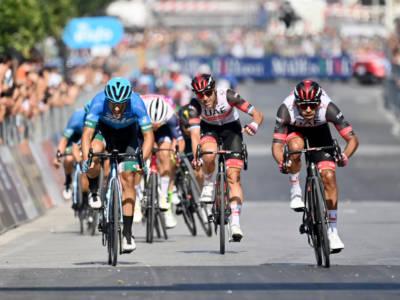 """Classifica Giro di Sicilia 2021, prima tappa: Molano primo leader, Albanese beffato sul traguardo. Nibali a 10"""""""