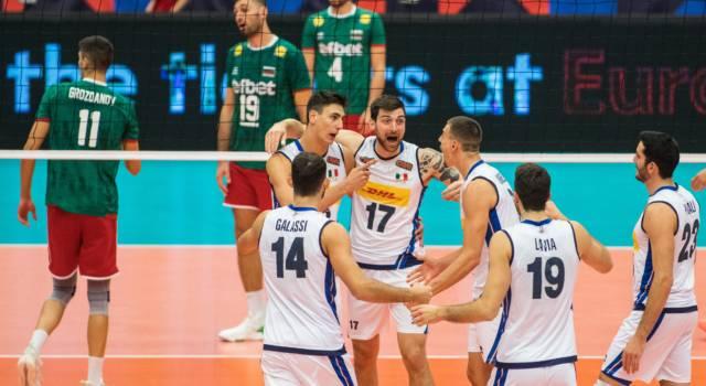 LIVE Italia-Lettonia 3-0, Europei volley in DIRETTA: gli azzurri volano in scioltezza ai quarti di finale!