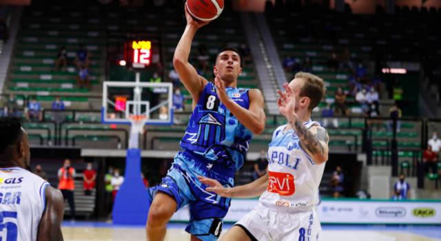 Basket: con Treviso nel preliminare di Champions League 2021-2022 inizia la campagna europea delle squadre italiane