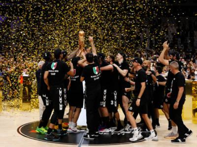 Calendario Serie A basket 2021-2022: programma, orari, tv, streaming della nuova stagione