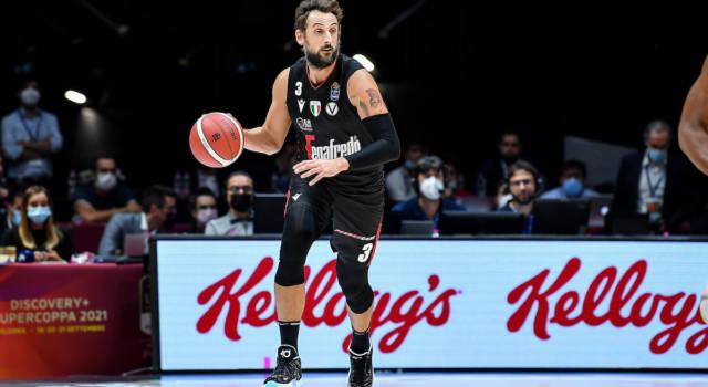 LIVE Venezia-Virtus Bologna 65-84, Serie A basket in DIRETTA: gli emiliani dominano trascinati dai canestri di Sampson