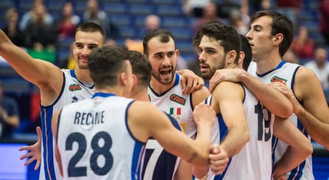 LIVE Italia-Germania 3-0, Europei volley in DIRETTA: semifinale con la Serbia, orario e canale tv. Le pagelle degli azzurri