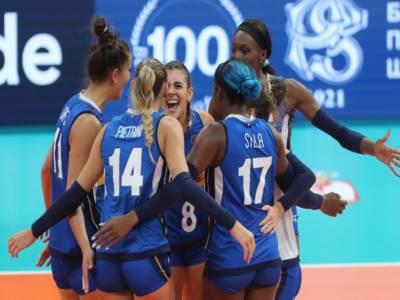 LIVE Serbia-Italia 1-3, Finale Europei volley in DIRETTA: Paola Egonu MVP, le pagelle delle azzurre